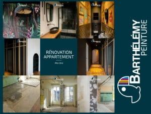 rénovation complète appartement à pau